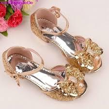 wedding shoes for girl haochengjiade 2018 children princess sandals kids wedding