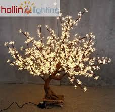table top led cherry tree hl slmt037 hollinlighting