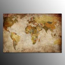 online buy wholesale antique world map print from china antique