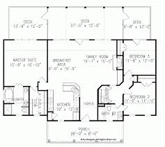 split bedroom house plans simple country ranch floor plans split bedrooms slyfelinos split