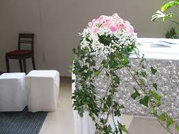 composition florale mariage une décoration florale pour un mariage en bord de mer