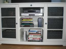 media cabinets for sale media cabinet makeover lightening up and finding space for new