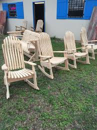 Patio Furniture Lafayette La by Rockers In Lafayette La Custom Wood Rockers Grossie U0027s Cypress