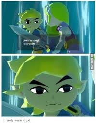 Link Meme - the best face from wind waker wind waker face and video game