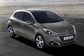 car peugeot 2015 peugeot 208 in textured paint finish first motoring research