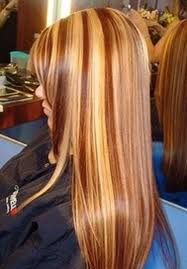 pictures of blonde hair with highlights and lowlights blonde hair with red highlights and brown lowlights pictures