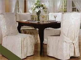 Best Dinning Chair Slipcovers Images On Pinterest Dining - Chair covers dining room