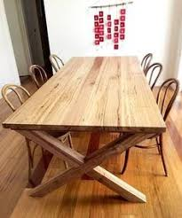 lunch tables for sale the beautiful golden sassafras timber dining table used by