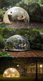garden igloo the garden igloo is a transparent canopy for your garden that