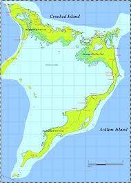 Bahamas On World Map Island And City Maps The Caribbean Stadskartor Och Turistkartor