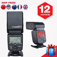 tutorial flash yongnuo 568 yongnuo yn568ex ii yn 568ex ii 2 4g wireless ttl hss flash speedlite