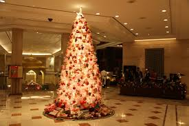 Most Beautiful Christmas Decorated Homes Elegant White Christmas Tree Decorating Ideas 76 On Home Decor