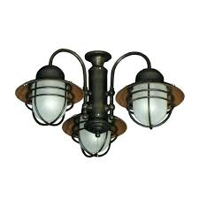 hunter fan light kit parts light fixture for hunter ceiling fan nautical styled outdoor ceiling