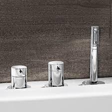 Badewanne Einhebelmischer Einhebelmischer Für Badewanne Für Theken Verchromtes Metall