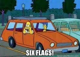 Six Flags Meme - six flags meme de mira marge imagenes memes generadormemes