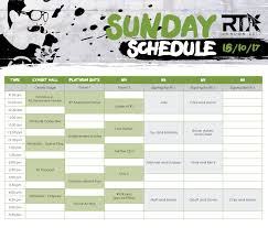 rtx london schedule rooster teeth