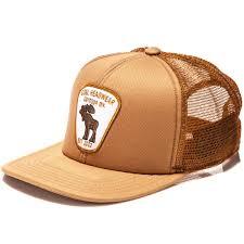 bureau hat coal the bureau hat light brown shameless consumerism