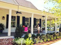 southern living porches southern living screened porch ideas