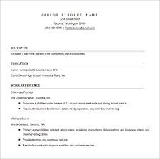 Resume Template On Microsoft Word College Resume Template U2013 10 Free Word Excel Pdf Format