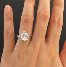 2 carat solitaire engagement rings free rings cost 2 carat ring cost 2 carat