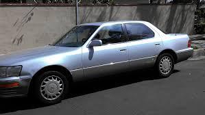 1992 lexus ls400 1991 lexus ls 400 vin jt8uf11e5m0079962 autodetective com