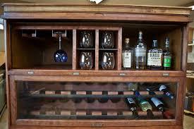 Building A Liquor Cabinet Small Wood Liquorabinetherryhina Locking Furniture Fore Rack