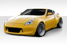 nissan 370z spoiler kit 09 13 fits nissan 370z circuit duraflex full body kit 112872 ebay