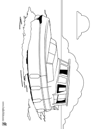 lifeboat coloring pages hellokids com