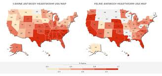 Lyme Disease Map Heartworm Prevention Is An Integral Part Of Your Pet U0027s Life