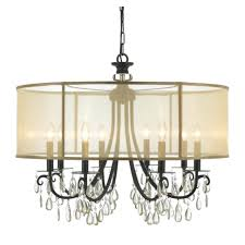 Clarissa Glass Drop Chandelier Ideas Lowes Foyer Lighting Large Rectangular Chandelier Lowes