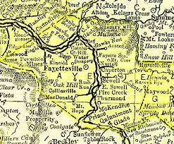 fayette county maps fayette county wv history data