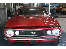 chevrolet camaro 1967 for 1967 chevrolet camaro for sale on classiccars com 155 available