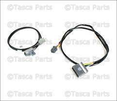 oem uconnect bluetooth wiring harness 2011 2013 dodge chrysler