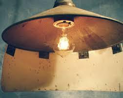 Vintage Barn Lighting Fixtures Barn Light Shade Etsy