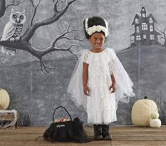 Toddler Monster Halloween Costume Toddler Monster U0027s Bride Costume Pottery Barn Kids