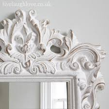 Cheap Shabby Chic Mirrors by Cheap Shabby Chic Mirrors Preview Turn A Cheap Door Mirror Into