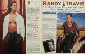 randy travis u201ci lived my dream for a year and made four cowboy