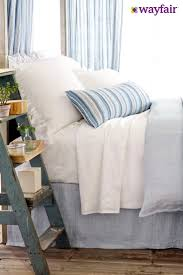 427 best relaxing bedroom images on pinterest bedroom ideas there s nothing like waking up to some natural lighting in fresh bedding this simple blue and white bedding will have you hitting snooze more than once