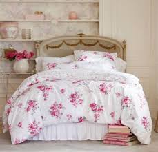 simply shabby chic 3 pc vintage rose duvet cover full queen