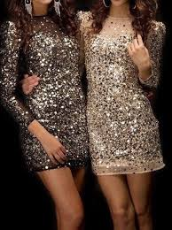sparkling dresses for new years new year s dress we anything sparkly shopdailychic