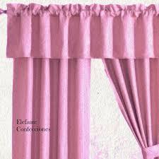 cenefas de tela para cortinas cortinas en tela panama con cenefa 990 00 en mercado libre