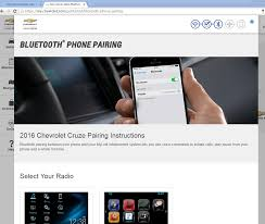how to setup your new chevy with the chevrolet owner center she