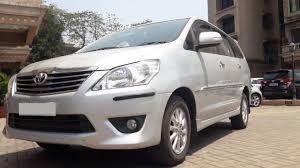 used toyota buy used toyota innova for sale in mumbai preferred cars youtube