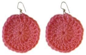 beginner earrings crochet spot archive crochet pattern beginner circle