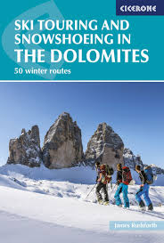 Cristina Autor En Ecortina Guidebook To Ski Touring And Snowshoeing In The Dolomites Cicerone