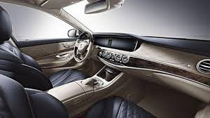 2014 mercedes s class interior mercedes shows several 2014 s class features in