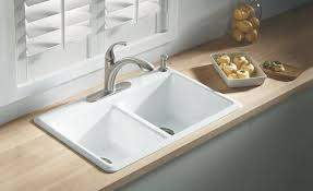 Choosing Your Black Cast Iron Kitchen Sink  The Homy Design - Kitchen sink cast iron