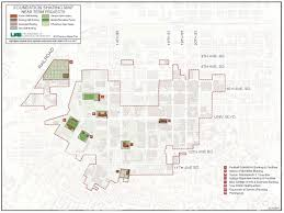 Washington And Lee Campus Map by Uab News New Campus Master Plan Developed After Key