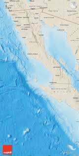 Map Of The Coast Of California Baja California Map California Map Filebaja California 1824