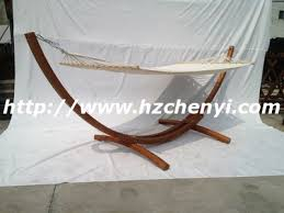 wooden hammock stand wooden curved arc hammock stand wooden arc